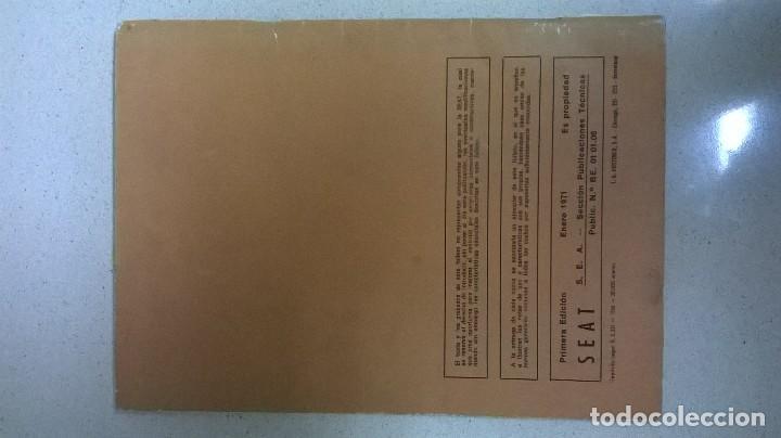 Coches y Motocicletas: Uso y entretenimiento.Seat 600.Libro.Manual - Foto 2 - 155310126