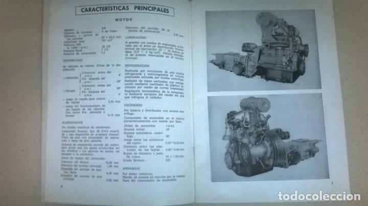 Coches y Motocicletas: Uso y entretenimiento.Seat 600.Libro.Manual - Foto 5 - 155310126