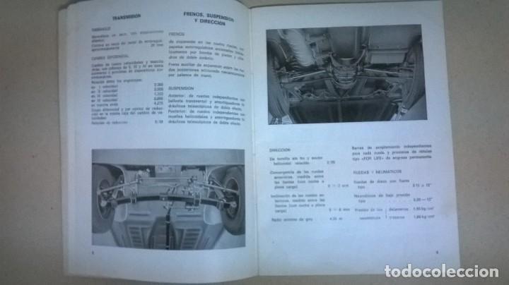 Coches y Motocicletas: Uso y entretenimiento.Seat 600.Libro.Manual - Foto 6 - 155310126