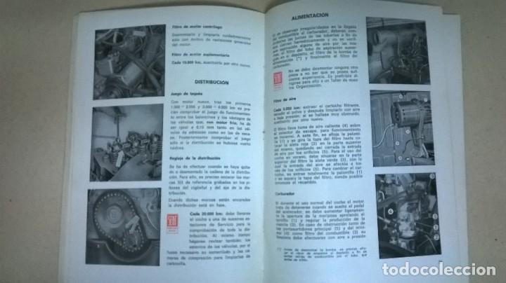 Coches y Motocicletas: Uso y entretenimiento.Seat 600.Libro.Manual - Foto 9 - 155310126