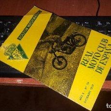 Coches y Motocicletas - Real moto club de españa, boletin informativo n° 114 de 1959 - 155561126