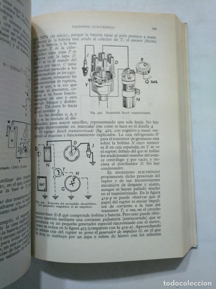 Coches y Motocicletas: MANUAL DE AUTOMOVILES ARIAS PAZ. EDICION 45. 1982. TDKLT - Foto 2 - 155561930
