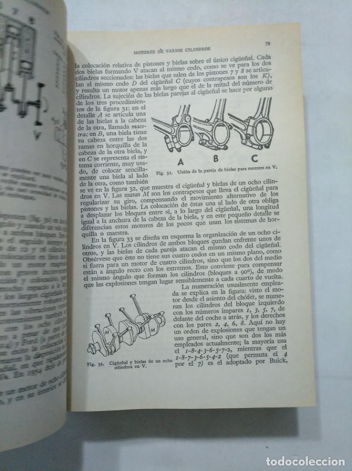 Coches y Motocicletas: MANUAL DE AUTOMOVILES ARIAS PAZ. EDICION 45. 1982. TDKLT - Foto 3 - 155561930