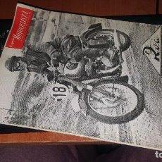 Coches y Motocicletas: ESPAÑA MOTOCICLISTA N° 38 DE 1954. Lote 155562206