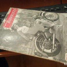Coches y Motocicletas: ESPAÑA MOTOCICLISTA N° 16 DE 1953. Lote 155565714