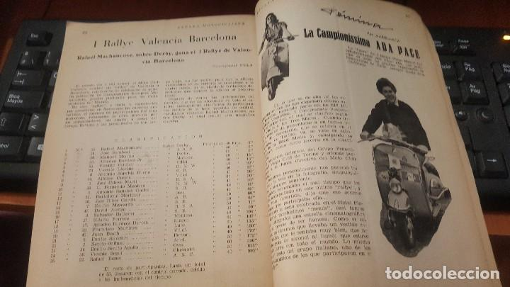 Coches y Motocicletas: España motociclista n° 25 de 1953 - Foto 2 - 155566198