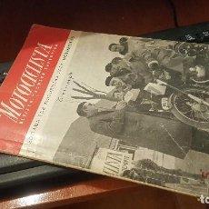Coches y Motocicletas: ESPAÑA MOTOCICLISTA N° 3 DE 1952. Lote 155567334