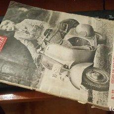 Coches y Motocicletas: ESPAÑA MOTOCICLISTA N° 22 DE 1953. Lote 155567922