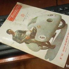 Coches y Motocicletas: ESPAÑA MOTOCICLISTA N° 52 DE 1956. Lote 155569222