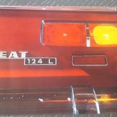 Coches y Motocicletas: CATALOGO ORIGINAL SEAT 124 L. Lote 155949190