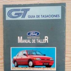 Coches y Motocicletas - Guia De Tasaciones - Ford Escort-Orion 91 - Febrero 1992 - 155952934