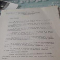 Coches y Motocicletas - SEAT - SEAT 127 - Nota Informativa - 155964013