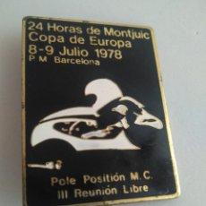 Coches y Motocicletas: 24 HORAS DE MONTJUIC. Lote 156258596