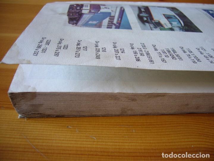 Coches y Motocicletas: GUIA de TASACIONES 1964 PEGASO SAVA J-4 1.100 Y PEGASO J-4 800 - 1.100 - Foto 5 - 156954802