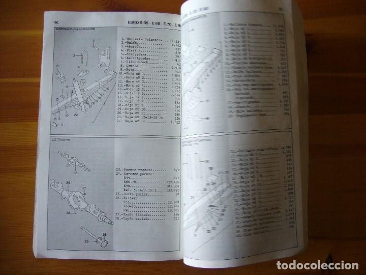 Autos und Motorräder: GUIA de TASACIONES 1984 MOTOR IBÉRICA S.A SIATA 50 S , AVIA 1000 , JEEP COMANDO - Foto 4 - 156955246