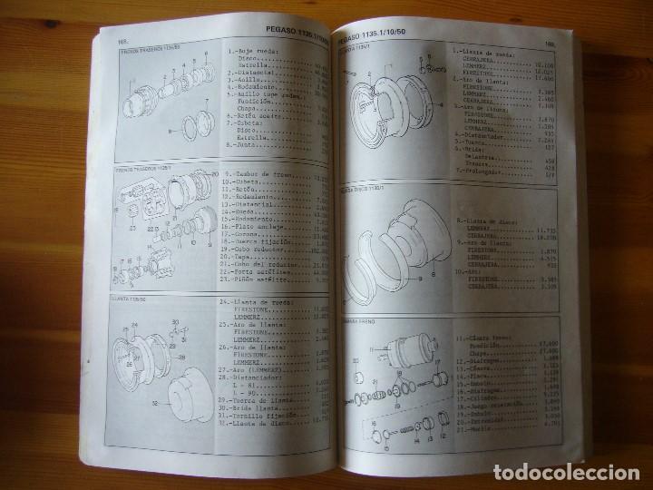Coches y Motocicletas: GUIA de TASACIONES 1984 PEGASO SAVA 4 1.100 Y MODELOS CAMIONES - Foto 5 - 156956034