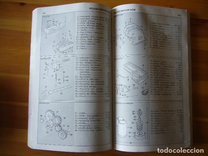 Coches y Motocicletas: GUIA de TASACIONES 1984 PEGASO SAVA 4 1.100 Y MODELOS CAMIONES - Foto 6 - 156956034