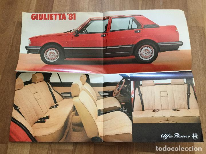 Coches y Motocicletas: catalogo COCHE alfa romeo giulietta 81 - Foto 3 - 156976670