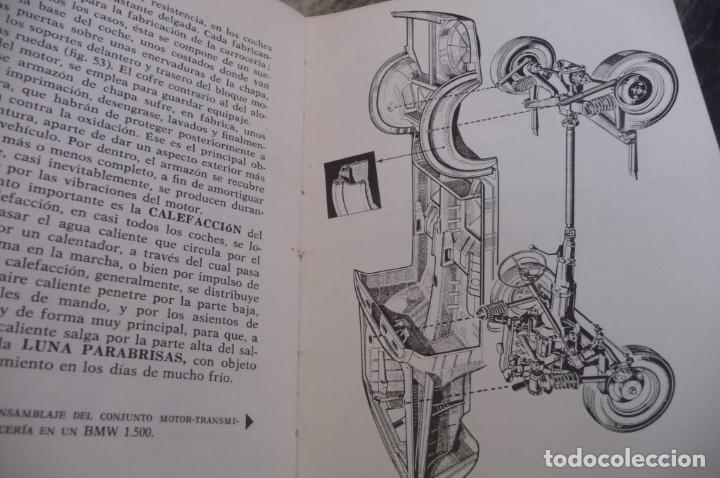 Coches y Motocicletas: SEGURIDAD AL VOLANTE, 1969, RAFAEL ESCAMILLA, MECANICA,CONDUCCION, 301PP MUY ILUSTRADO - Foto 2 - 157005138