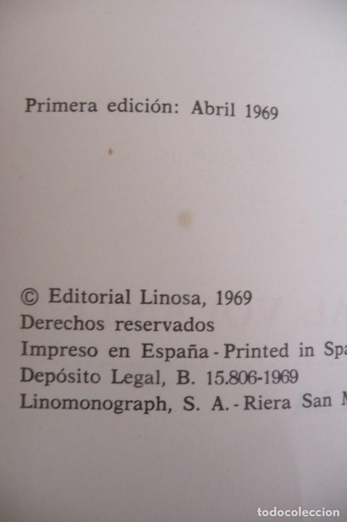 Coches y Motocicletas: SEGURIDAD AL VOLANTE, 1969, RAFAEL ESCAMILLA, MECANICA,CONDUCCION, 301PP MUY ILUSTRADO - Foto 4 - 157005138