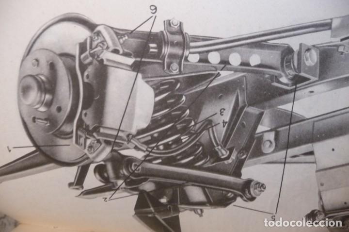 Coches y Motocicletas: SEGURIDAD AL VOLANTE, 1969, RAFAEL ESCAMILLA, MECANICA,CONDUCCION, 301PP MUY ILUSTRADO - Foto 5 - 157005138