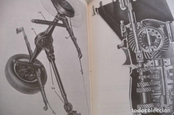 Coches y Motocicletas: SEGURIDAD AL VOLANTE, 1969, RAFAEL ESCAMILLA, MECANICA,CONDUCCION, 301PP MUY ILUSTRADO - Foto 7 - 157005138