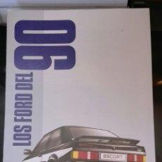 Coches y Motocicletas: CATÁLOGO FORD 1990. Lote 157121648