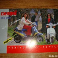 Coches y Motocicletas - DERBI FOLLETO DS 50 START - 157784358