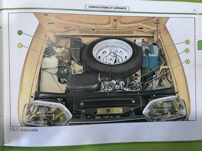Coches y Motocicletas: Manual de empleo Citroen Gsa 1984 - Foto 2 - 158448306
