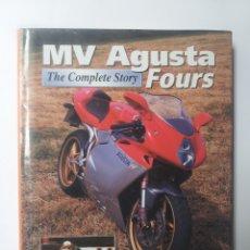 Coches y Motocicletas: COCHES MOTOS .MV AUGUSTA FOURS . MICK WALKER . AÑO 2000. Lote 158581561