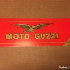 FOLLETO MOTO GUZZI 850 LE MANS III MOTOCICLETA