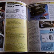 Coches y Motocicletas: LIBRO DE MECÁNICA AUTO FÁCIL DEL AÑO 1984. Lote 159418542