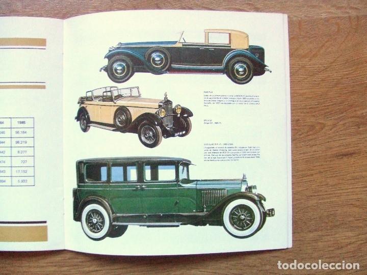 Coches y Motocicletas: 100 AÑOS DEL AUTOMOVIL MEMORIA CAJA DE CAMINOS AÑO 1985 - Foto 8 - 111794419