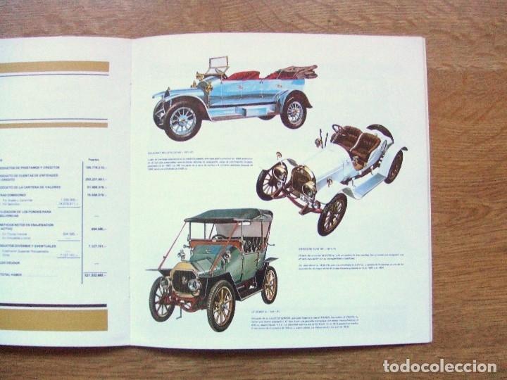 Coches y Motocicletas: 100 AÑOS DEL AUTOMOVIL MEMORIA CAJA DE CAMINOS AÑO 1985 - Foto 7 - 111794419