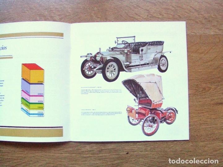 Coches y Motocicletas: 100 AÑOS DEL AUTOMOVIL MEMORIA CAJA DE CAMINOS AÑO 1985 - Foto 6 - 111794419