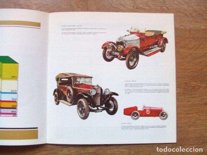 Coches y Motocicletas: 100 AÑOS DEL AUTOMOVIL MEMORIA CAJA DE CAMINOS AÑO 1985 - Foto 11 - 111794419