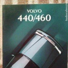 Coches y Motocicletas: CATÁLOGO VOLVO 440 - 460. Lote 159849972