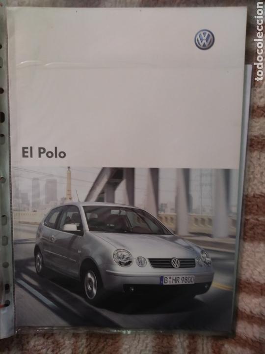 CATÁLOGO VOLKSWAGEN POLO (Coches y Motocicletas Antiguas y Clásicas - Catálogos, Publicidad y Libros de mecánica)