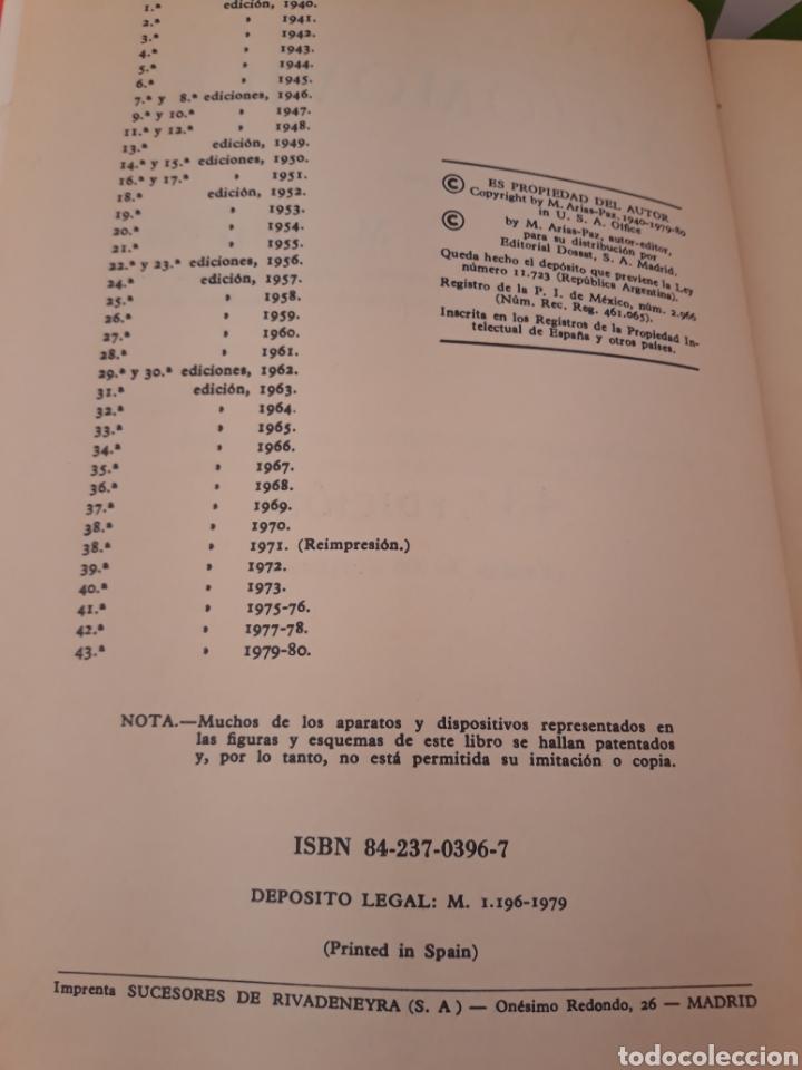 Coches y Motocicletas: Manual de automoviles.Arias Paz.43 edicion. - Foto 4 - 160281096