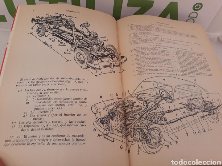 Coches y Motocicletas: Manual de automoviles.Arias Paz.43 edicion. - Foto 5 - 160281096