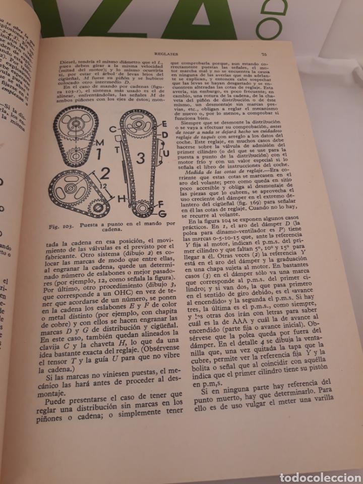 Coches y Motocicletas: Manual de automoviles.Arias Paz.43 edicion. - Foto 6 - 160281096