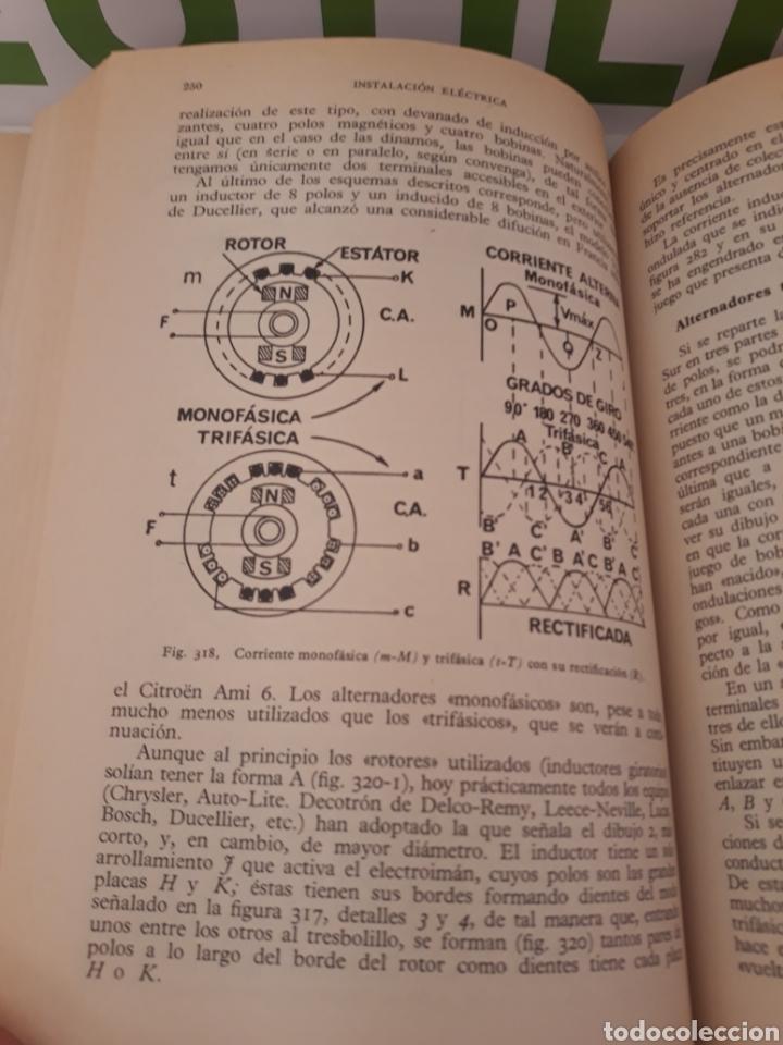 Coches y Motocicletas: Manual de automoviles.Arias Paz.43 edicion. - Foto 7 - 160281096