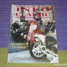 Coches y Motocicletas: INFO CLÁSSIC Nº 37- MARZO DE 2001 -. Lote 160818510