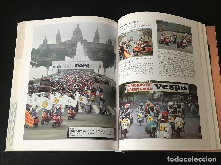 Coches y Motocicletas: MOTO VESPA 1952 - 1987 LIBRO 35 ANIVERSARIO DE VESPA SCOOTER - NO LAMBRETTA GUZZI MONTESA OSSA - Foto 9 - 160931450