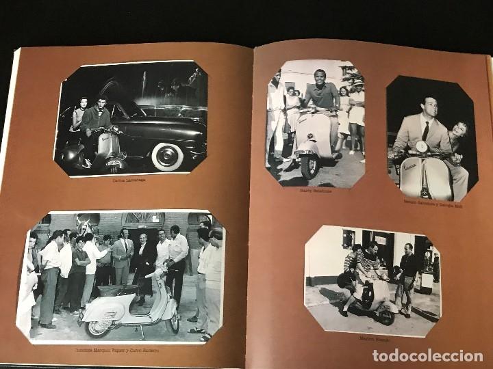 Coches y Motocicletas: MOTO VESPA 1952 - 1987 LIBRO 35 ANIVERSARIO DE VESPA SCOOTER - NO LAMBRETTA GUZZI MONTESA OSSA - Foto 11 - 160931450