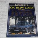 Coches y Motocicletas: BMW CARS -1957-1977 -ROAD TEST. RACING. HISTORY, ETC.. Lote 160972238