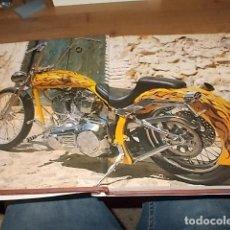 Coches y Motocicletas: HARLEY EL MITO. JOHN CARROL. FOTOGRAFÍAS GARRY STUART. LIBSA. 1ª EDICIÓN 1995. EXCELENTE EJEMPLAR.. Lote 161758382