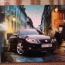 Coches y Motocicletas: CATÁLOGO SEAT EXEO. Lote 161768733