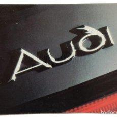 Coches y Motocicletas: CATALOGO PUBLICIDAD AUDI 80 90 COUPE 100 CD AVANT 200 V8 AÑO 1990 EN CASTELLANO. Lote 162370634