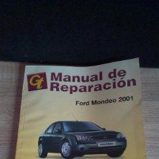 Coches y Motocicletas: MANUAL DE REPARACIÓN FORD MONDEO 2001. Lote 163198794